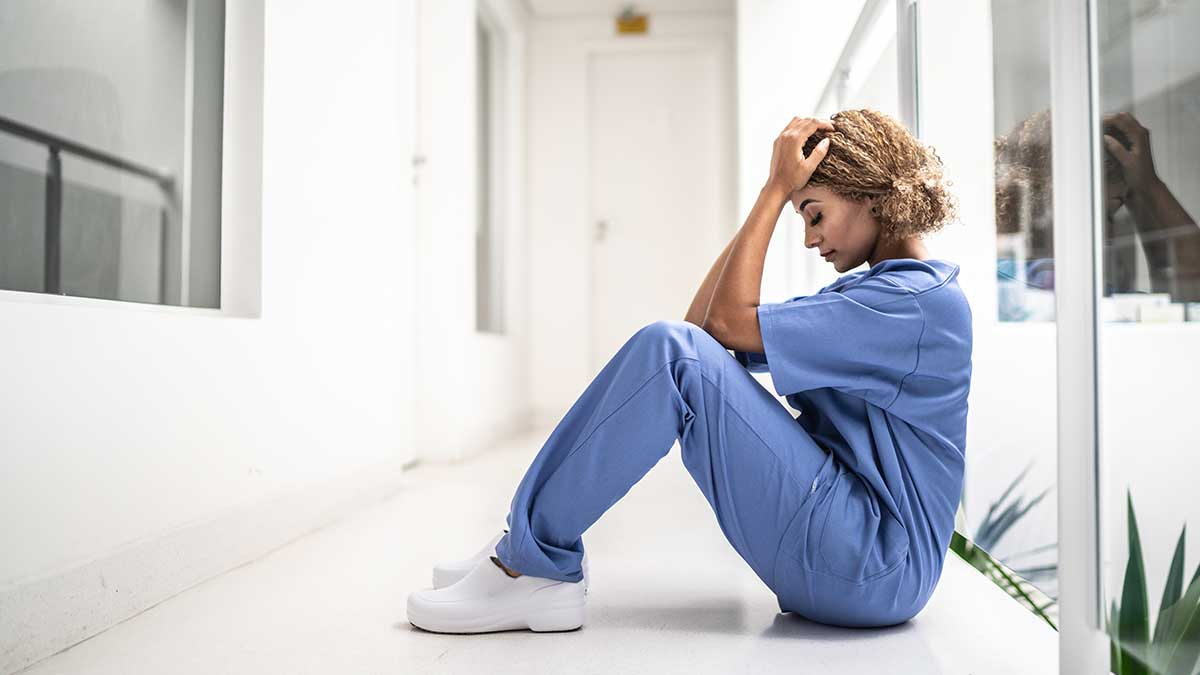 Nurses, Anxiety, and the COVID-19 Pandemic - The Hive